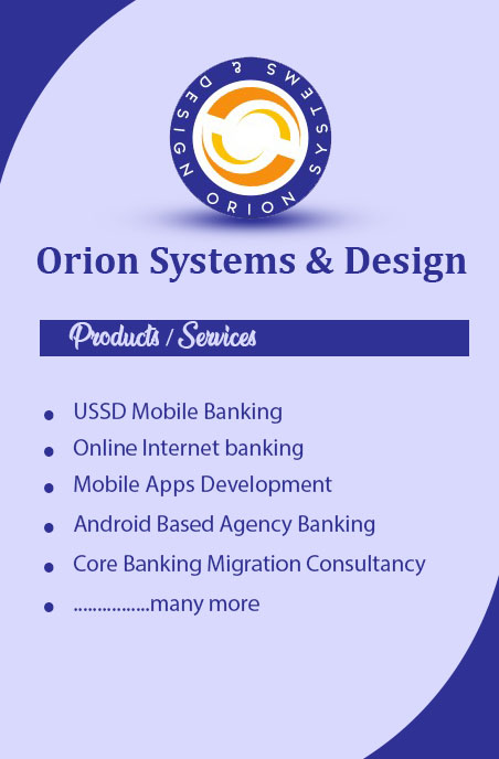 orion online services